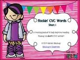 Rocking CVC Words {Short I}
