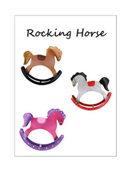 Rocking Horse craft
