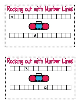 Rocking Out with Numbers- All about the Hundreds Chart freebies