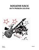 Rocking R.A.C.E. Math Strategy