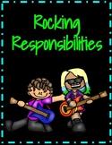 Rocking Responsibilities Classroom Jobs