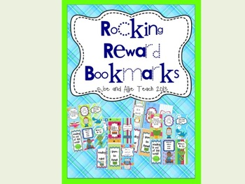 Rocking Reward Bookmarks