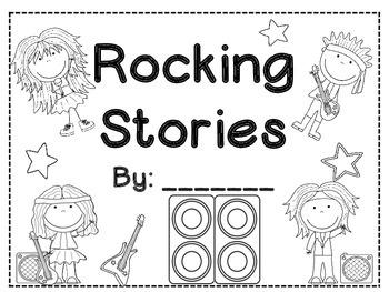 Rocking Stories an Interactive Reading Journal
