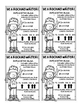 Rocking Writers