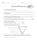 Rocking and Rolling Study Guide