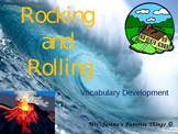 Rocking and Rolling Vocabulary Development Powerpoint