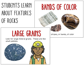 Rocks Lesson and Activity