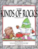 Sedimentary, Igneous, and Metamorphic Rocks