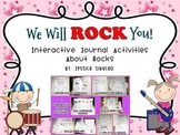Rocks (6 Interactive & Fun Journal Activities!)