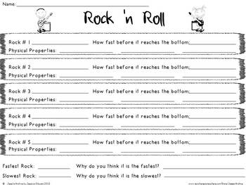 Rocks (8 Engaging & Fun Stations!)