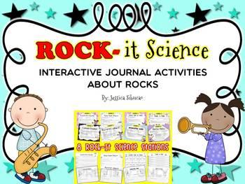 Rocks (8 Engaging & Fun Stations!)