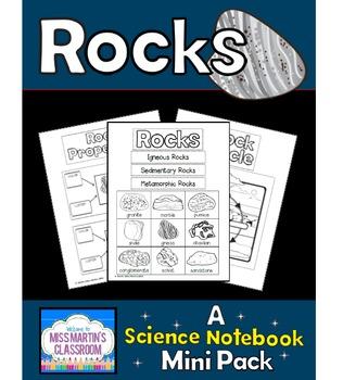 Rocks Interactive Notebook