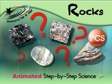Rocks - Animated Step-by-Step Science - PCS