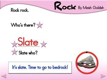 Rocks - Animated Step-by-Step Science - SymbolStix