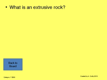 Rocks Challenge Game
