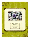 Rocks/Gems/Minerals Themed Nature Education Unit-Stage 2 (