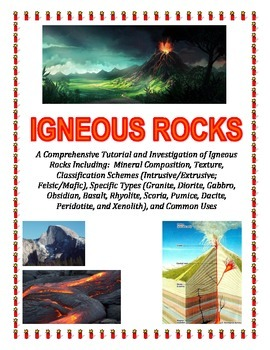 Rocks: IGNEOUS ROCKS -Complete Version (Dynamite; Like NO OTHER!)