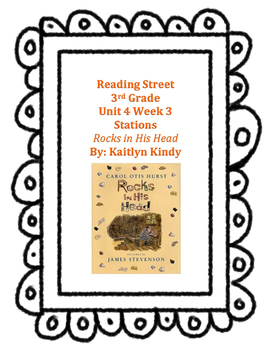Rocks In His Head Reading Street Unit 4 Week 3