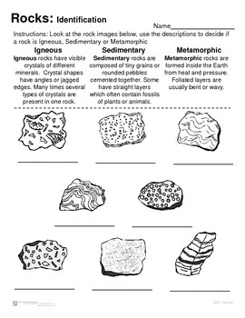Rocks - Introduction and Investigation 3 Pack -