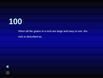 NGSS MS./HS. Earth's Systems: Rocks Jeopardy Game