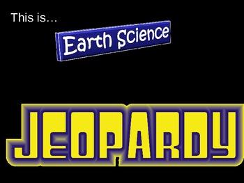 Rocks Jeopardy Game 1