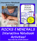 Rocks & Minerals Activities