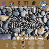 Rocks & Minerals -- Earth Science Curriculum Unit Bundle