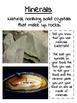 Rocks & Minerals FREEBIE