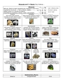 Rocks & Minerals Information Guide