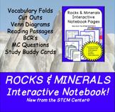 Rocks & Minerals Interactive Notebook