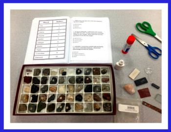 Rocks & Minerals Interactive Notebook