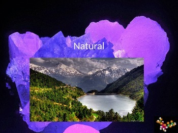 Science Rocks & Minerals Jeopardy Game (powerpoint)- NGSS Earth's Systems