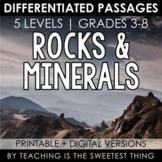 Rocks & Minerals: Passages