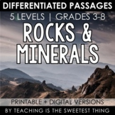 Rocks & Minerals: Passages