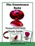 Rocks & Minerals - The Gemstones: Ruby