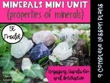 Rocks & Minerals Mini Unit - Properties of Minerals (5E Lessons)