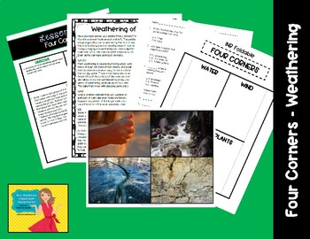 Rocks & Minerals Unit (5E Lessons)