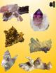 Gallery Walk-Rocks & Minerals Vocabulary