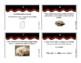 Rocks & Minerals Vocabulary Task Cards