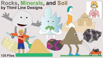 Rocks, Minerals, and Soil