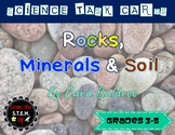 Rocks, Minerals, and Soil Task Cards