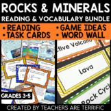 Rocks, Minerals, and Volcanoes Bundle