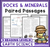 Rocks: Paired Texts/Paired Passages
