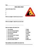 Rocks Quiz