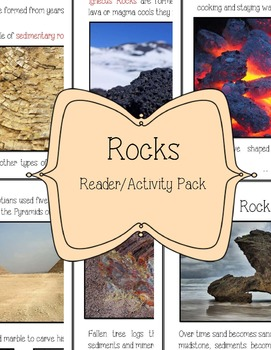 Rocks Reader and Activity Pack