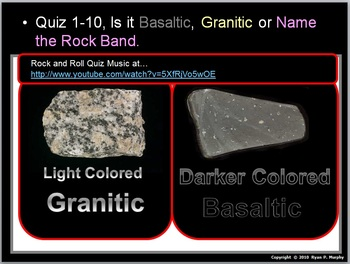 Rocks, Rock Cycle, and Minerals Lesson Bundle