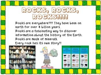 Rocks, Rocks, Rocks!!!