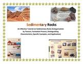 Rocks: SEDIMENTARY ROCKS - Types, Symbols, and Formation Environment