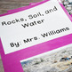 Rocks, Soil, and Water Science Big Book