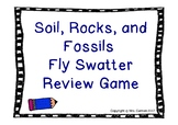 Rocks, Soils, and Fossils Fly Swatter Review Game